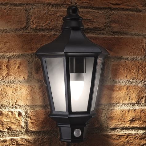 outdoor security sensor lights auraglow pir motion sensor vintage outdoor security wall