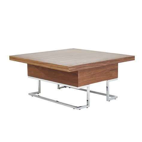 Convertable Coffee Table by Convertible Coffee Table Walnut Dwell