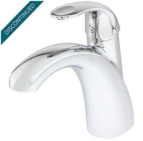 Kitchen Faucet Price Pfister polished chrome parisa 1 hole roman tub rt6 amcc