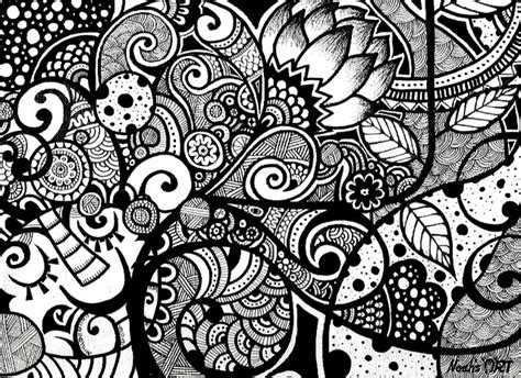 definition of planned pattern in art zentangle titabelly