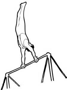 usa gymnastics coloring pages artistic gymnastics horizontal bar coloring page