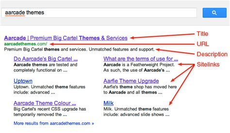 google images tags seo how to change google search results title for my