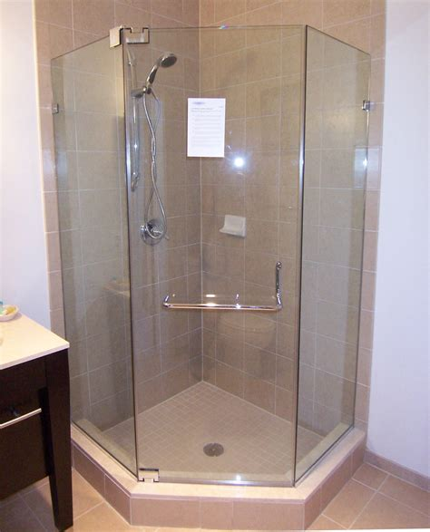 Superb Bathroom Shower Glass Door Price #6: Neo-angle-shower-5.jpg