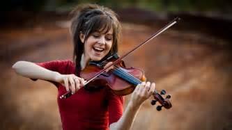 Track Light Heads Dubstep Violinist Lindsey Stirling Made 6 Million On Youtube
