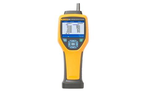 Termometer Abn fluke 985 indoor air quality particle counter