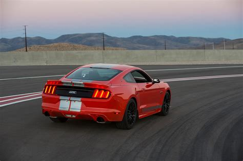 shelby american s new gte mustangs are affordable and fast