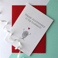 husband anniversary card by adam regester and illustration notonthehighstreet