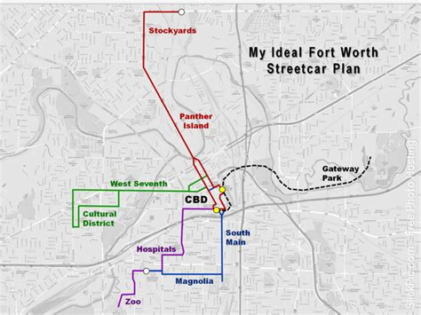 fort worth texas zoning map transit maps louisville money connecticut kansas planning city