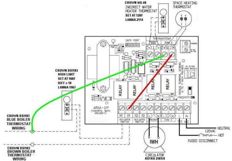weil mclain steam boiler piping schematic weil get free