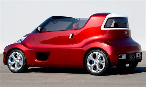 nissan box car concept flashback 2007 nissan box is leaf cube iq