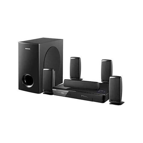 home theatre with wireless rear speakers