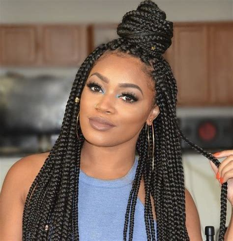 best hair extensions for block braids 50 exquisite box braids hairstyles to do yourself