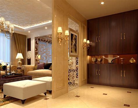 interior decoration partition for interior decoration 3d house