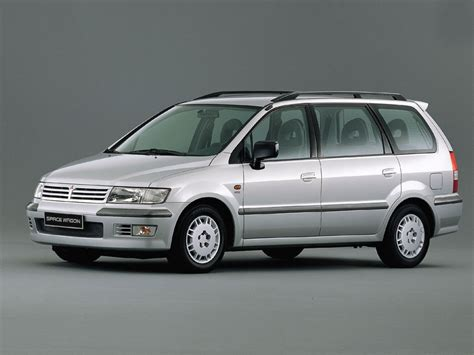 mitsubishi wagon mitsubishi space wagon technical specifications and fuel