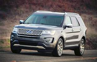 Ford Explorer Towing Capacity 2018 Ford Explorer Towing Capacity Forum Petalmist
