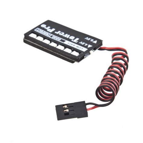 2 In 1 Lipo Monitor Buzzer High Quality 1 8s 2 6s indicator lipo li ion battery voltage tester