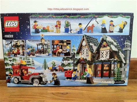 Post Office 10199 by Yellow Brick A Lego Yellow Brick