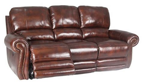 leather reclining sofa set the best reclining sofas ratings reviews leather power