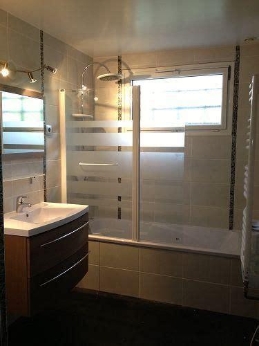 travaux salle de bain leroy merlin 2889 salle de bain avec tablier de baignoire carrel 233 et listel
