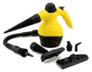 handheld steam cleaner review
