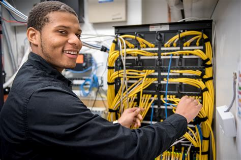 10 week network technician course for direct hiring