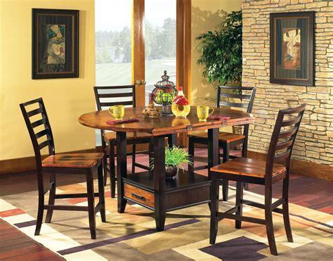 slumberland counter height table abaco extendable counter height dining table from