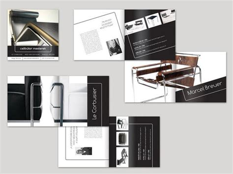25 modern furniture catalogue brochure designs jayce o