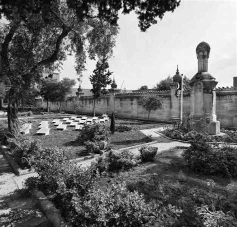 Ottoman Malta The Ottoman Muslim Cemetery In Malta History