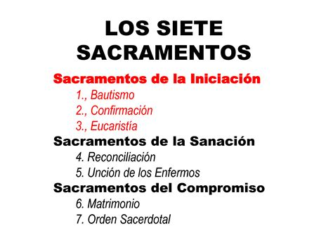 dibujos de los 7 sacramentos image gallery siete sacramentos