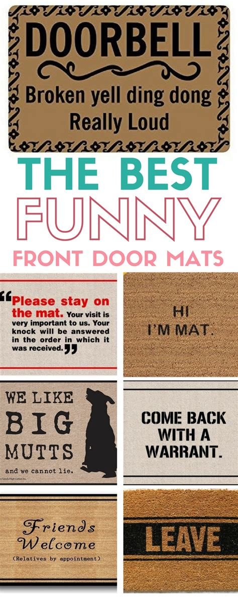 best front door mats the best front door mats on the crafty