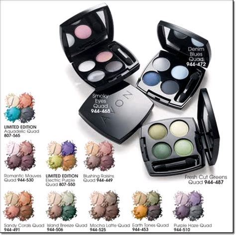 Eyeshadow Avon avon true color eyeshadow review