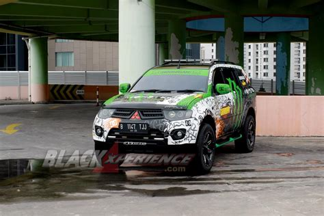 Modification Mobil Sport mitsubishi pajero sport modification ken block