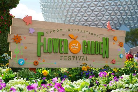 Epcot S International Flower And Garden Festival Expands Flower Garden Festival