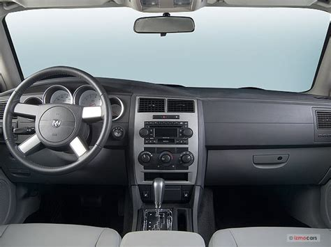 2007 Dodge Charger Interior   U.S. News & World Report