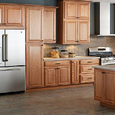 kitchen paint colors with cognac cabinets kitchen cabinets color gallery at the home depot