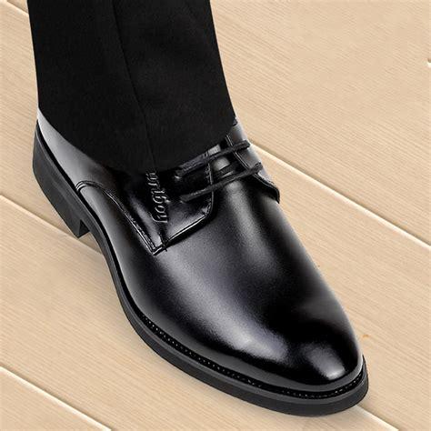 designer brands high quality mens shoes genuine