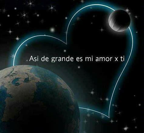 Imagenes Con Frases De Amor Inmenso | postales de mi amor es inmenso como el universo banco de