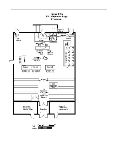 courtroom floor plan courtroom floor plan magistrate courtroom layout