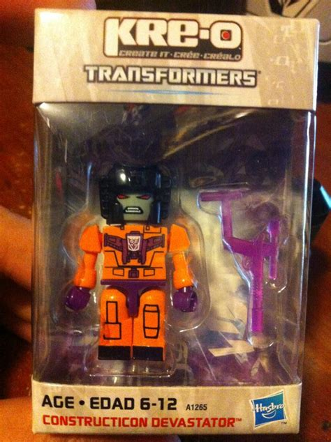 Toys R Us Transformers Sweepstakes - toys quot r quot us single packed devastator kreon giveaway transformers
