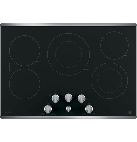 Ge Profile Cooktop Knobs Replacements ge profile series 30 quot built in knob electric