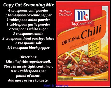 Mccormick Chili Powder Blend Mc Cormick Bumbu Bubuk Cabai Cabe mccormick original chili seasoning copy cat recipes chili seasoning originals