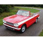 Greatest Cars Triumph Vitesse – In 2 Motorsports