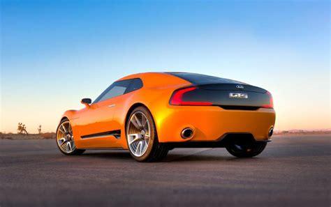 Gt4 Kia 2014 Kia Gt4 Stinger Concept Unveiled At Detroit