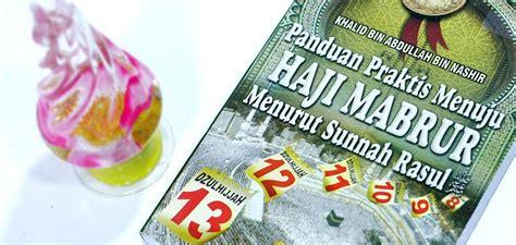 Buku Ibadah Praktis buku panduan praktis haji mabrur toko buku islam murah nikimura