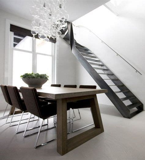 staircase design with dinning table minimalist home on 272 pins