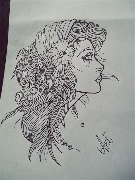 sketches tattoo sketch by satanchu on deviantart