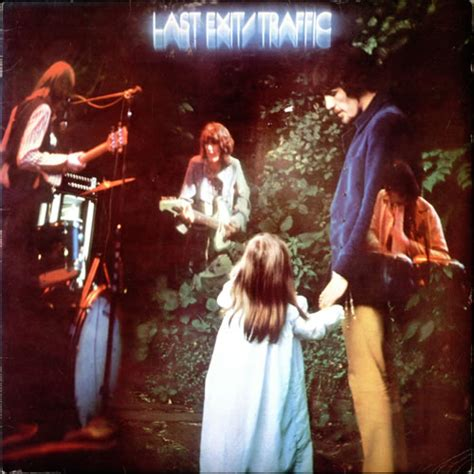 Ex Eye Vinyl - traffic last exit pink eye ex uk vinyl lp record