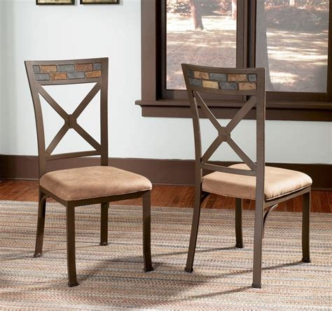Casual Dining Room Chairs by Casual Pewter Dining Room Chair 1284