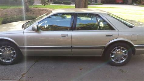 how petrol cars work 1997 cadillac seville instrument cluster buy used 1997 cadillac eldorado seville sts very clean car fully loaded in dewitt michigan