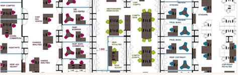 organisation des bureaux le space planning l organisation de vos espaces en